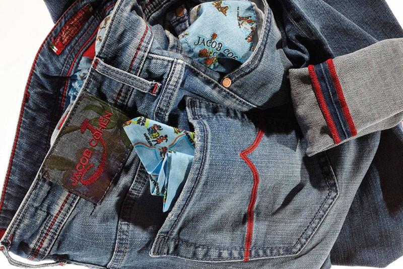 la vraie référence du jean, ça ne fait pas un pli… - clermont