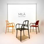 Chaise Mila : Le design, c'est le pied…