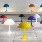 La mini lampe de table Panthella